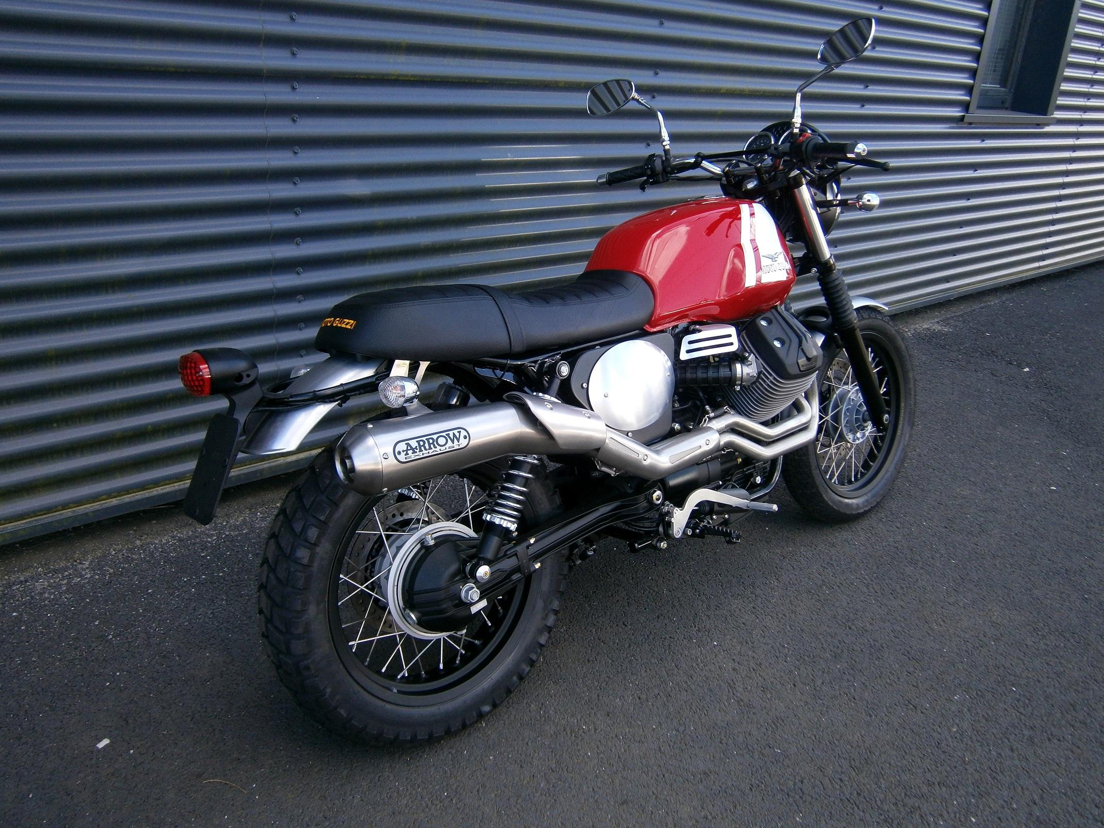 moto guzzi v7 scrambler occasion id es d 39 image de moto. Black Bedroom Furniture Sets. Home Design Ideas